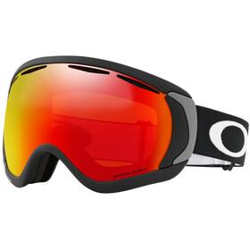 Oakley Canopy Sneeuw Goggles, matte black/w prizm torch iridium